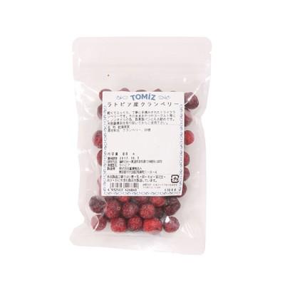 ラトビア産クランベリー / 80g ドライフルーツ・加工野菜・果物 ドライフルーツ ベリー系