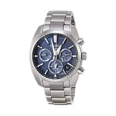 セイコーウォッチ 腕時計 アストロン クオーツアストロンイメージ GPSソーラー 青文字盤 サファイアガラス ダイヤシールド SBXC019