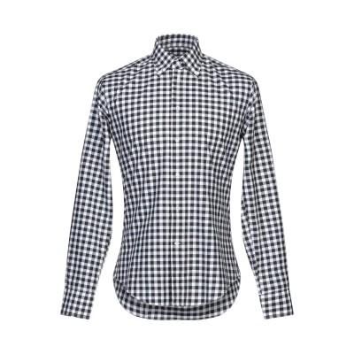 ブライアン デールズ BRIAN DALES シャツ ブラック 40 コットン 100% シャツ