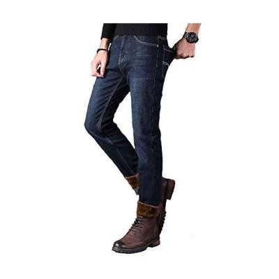 Williamジーンズ メンズ スキニー ジーパン ズボン 大きいサイズ ストレッチ デニムパンツ ストレート ストレー
