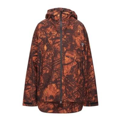 SOUTH2 WEST8 モッズコート ファッション  メンズファッション  コート、アウター  その他コート 赤茶色