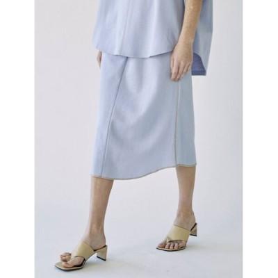 COTORICA. / COLOR STITCH SKIRT WOMEN スカート > スカート