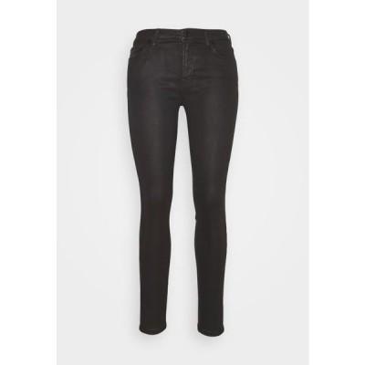 セブンフォーオルマンカインド レディース ジーンズ THE COASLIILL - Jeans Skinny Fit - chocolate