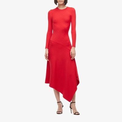 エーエルシー ワンピース トップス レディース Viviana Dress Red