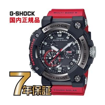 G-SHOCK Gショック GWF-A1000-1A4JF Bluetooth スマートフォンリンク 電波時計 タフソーラー フロッグマン ジーショック 【送料無料】 アナログ表示