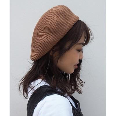 CASSELINI / Casselini(キャセリーニ)洗えるベレー WOMEN 帽子 > ハンチング/ベレー帽