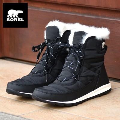 SALE ソレル ブーツ ウィットニーショートレース SOREL Whitney Shortlace スノーブーツ ウインターブーツ NL2776