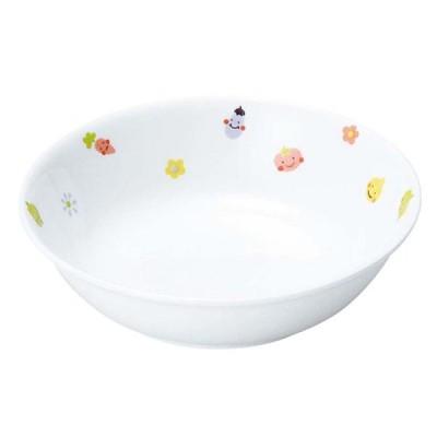 リ・おぎそ 子ども食器シリーズ 浅鉢 13.3cm 1146-1230