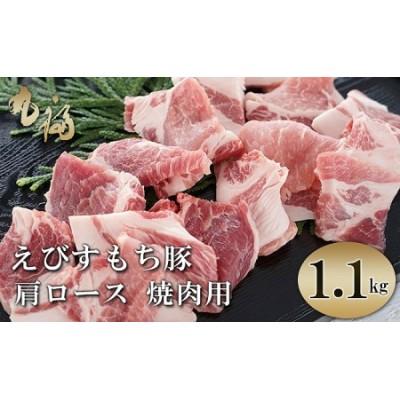 BG19◇淡路島産豚肉 焼肉用カット 1.1kg