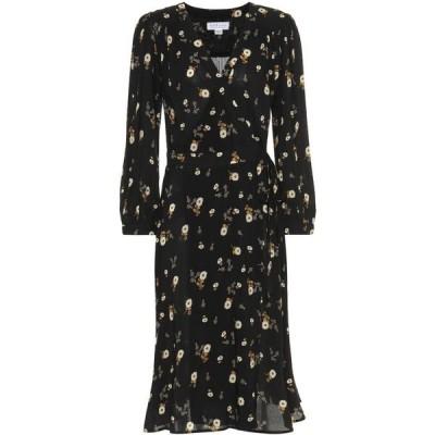 ベルベット グラハム&スペンサー Velvet レディース ワンピース ラップドレス ワンピース・ドレス jasmine floral wrap dress jasmine