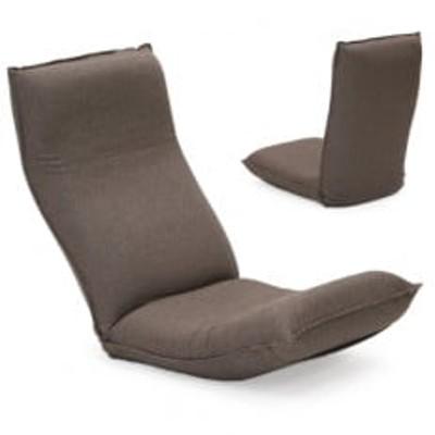 産学連携 リラックス座椅子3ーM ブラウン