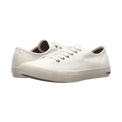 SeaVees シービーズ メンズ 男性用 シューズ 靴 スニーカー 運動靴 06/67 Monterey Standard - White