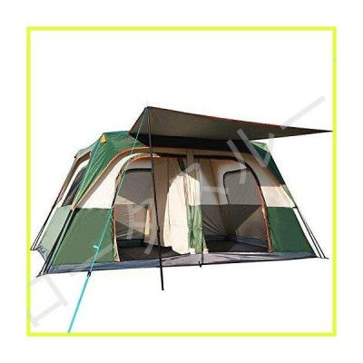 MINGTIANHUIGENGHAO Automatic Pop Up Outdoor Family Camping Tents Seasons Tourist Tent Anti-Mosquito Nsect-Proof Ventilation Waterproof Campi