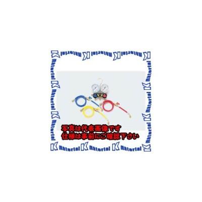 【代引不可】TASCOタスコ R407CゲージマニホールドV付ホース仕様キット TA124V [TAS0231]