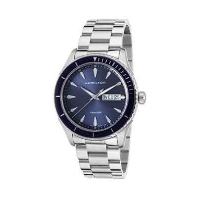 ハミルトン ジャズマスター シービュー デイデイト 腕時計 メンズ HAMILTON H37551141[並行輸入品]