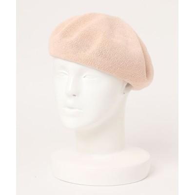 OFUON / サーモベレー帽 WOMEN 帽子 > ニットキャップ/ビーニー