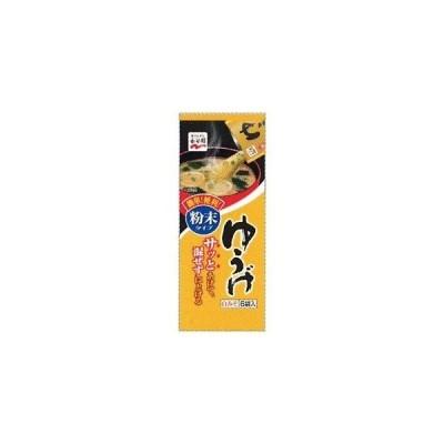 永谷園 ゆうげ 6袋入り 55.8g×60個<※60個まで1配送可> 【7〜10営業日以内に出荷】