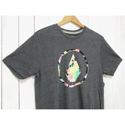 VOLCOM ボルコム 半袖Tシャツ INFILLION USA直輸入モデル ★クリックポスト(メール便)可