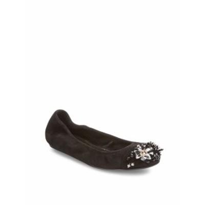 ランバン レディース シューズ パンプス Bapbon Kiri Leather Ballet Flat