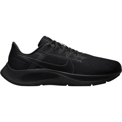 ナイキ Nike メンズ ランニング・ウォーキング エアズーム シューズ・靴 Air Zoom Pegasus 38 Running Shoe Black/Black Anthracite Volt