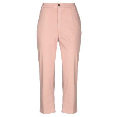 トゥルーニューヨーク TRUE NYC® パンツ ライトピンク 31 コットン 97% / ポリウレタン 3% パンツ