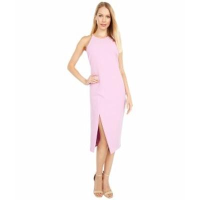 バードット レディース ワンピース トップス Vera Open Back Dress Marsh Pink
