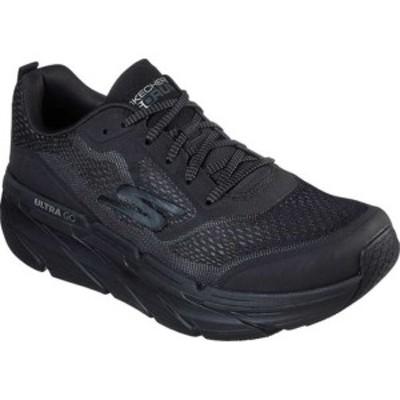 スケッチャーズ メンズ スニーカー シューズ Max Cushioning Premier Running Shoe Black/Charcoal