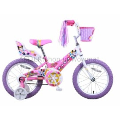 BMX Titan Flower Princess 16インチピンクBMXバイク  Titan Flower Princess 1