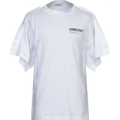 アンブッシュ AMBUSH メンズ Tシャツ トップス T-Shirt White