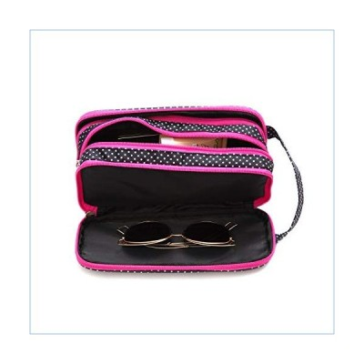 Versatile Travel Makeup Bag - Large Cosmetic Pouch - Travel Organizer並行輸入品