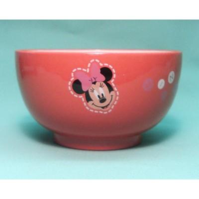 子供食器汁わんミッキーマウスミニーB-1直径10.6センチx高さ5.8センチ