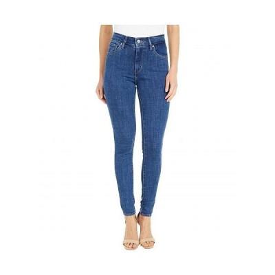 Levi's(R) Womens リーバイス レディース 女性用 ファッション ジーンズ デニム 721 High Rise Skinny - Lapis Trot