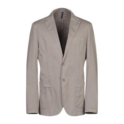 LIU •JO MAN テーラードジャケット ドーブグレー 54 コットン 97% / ポリウレタン 3% テーラードジャケット