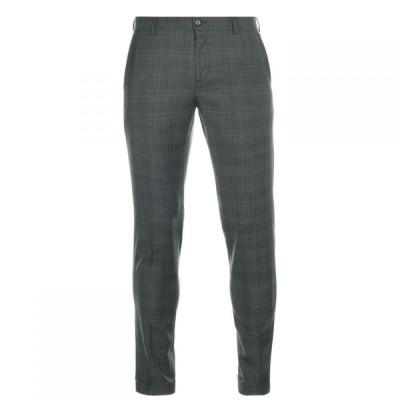 トミー ヒルフィガー Tommy Hilfiger Tailoring メンズ スラックス ボトムス・パンツ Tommy Sl Chk Trs Sn93 Grey
