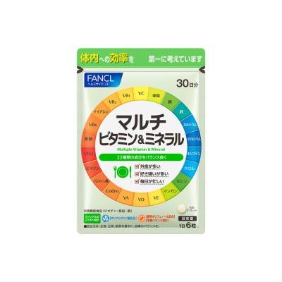 FANCL ファンケル  マルチビタミン&ミネラル 1袋