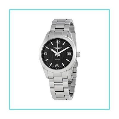 Longines Conquest Black Dial Automatic Ladies Watch L2.385.4.56.6【並行輸入品】