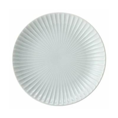 TAMAKI プレート ライン ホワイト 直径163×高さ2.3cm 電子レンジ・食洗機対応 日本製 T-884393