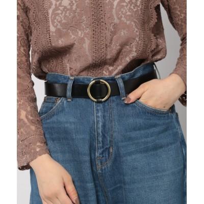 PAGEBOY / リングベルト WOMEN ファッション雑貨 > ベルト