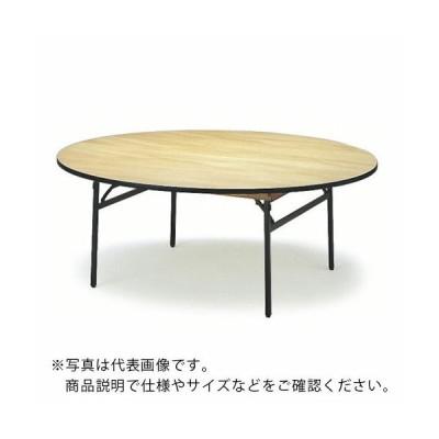 TOKIO レセプションテーブル 円型 900φ ハカマ無 ( FRT-90R N ) 藤沢工業(株) 【メーカー取寄】