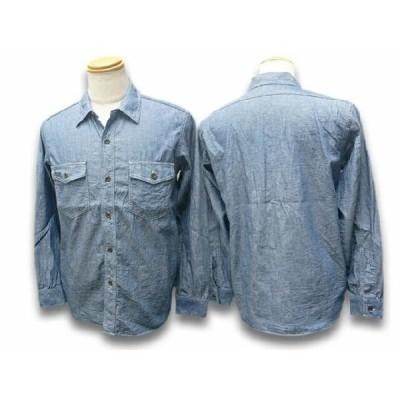 John Gluckow/ジョングラッコー2019AW「The Everyday Work Shirts/ザ エブリデイワークシャツ」(JG43112
