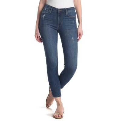 エラモス レディース デニムパンツ ボトムス High Rise Ankle Skinny Jeans SAM
