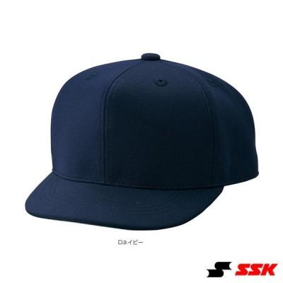 エスエスケイ 野球アクセサリ・小物  審判帽子/六方ニットタイプ(BSC47)