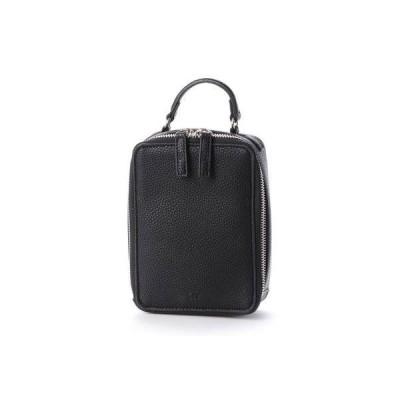 スライ SLY BOXY VERTICAL MINI SHOULDER S09-1-00031 (ブラック)