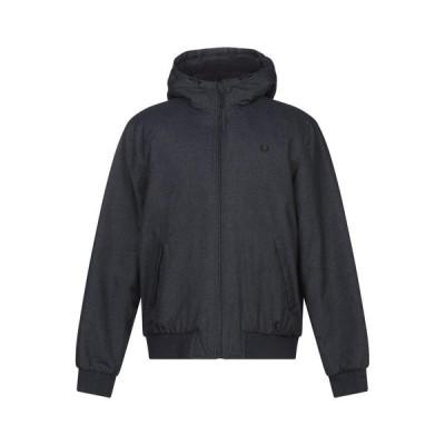 FRED PERRY ブルゾン ファッション  メンズファッション  ジャケット  その他ジャケット ダークブルー