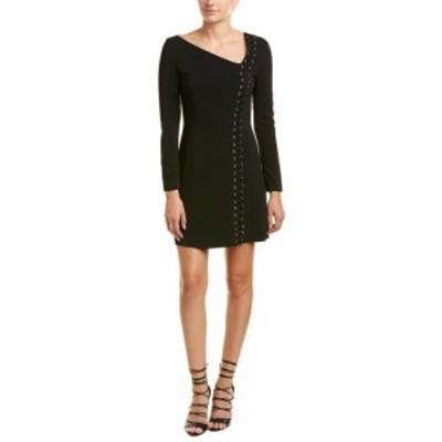 A.L.C.  ファッション ドレス A.L.C. Luca Shift Dress 4 Black