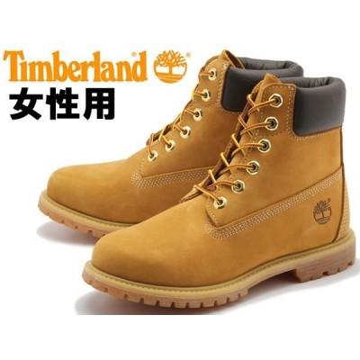 ティンバーランド レディース ブーツ 10361 6インチ プレミアムブーツ TIMBERLAND 10800361
