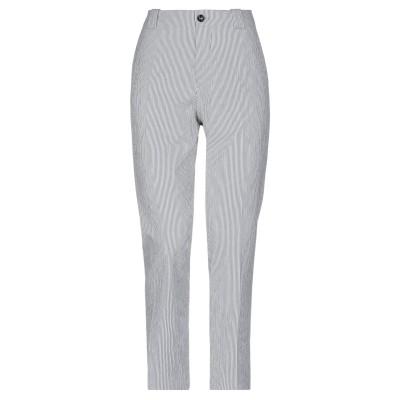 ベルウィッチ BERWICH パンツ 鉛色 40 コットン 97% / テンセル 3% パンツ