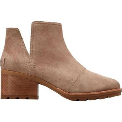 ソレル Sorel レディース ブーツ シューズ・靴 Cate Cut-Out Boots Ash Brown