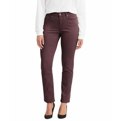 リーバイス デニムパンツ ボトムス レディース Classic Straight Jeans Malbec Twill