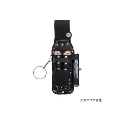 極匠 黒革ハッカー・スモールカッター差し GK-HAS